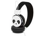 Hörlurar - Panda