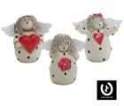Änglar Tre små hjärtan