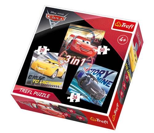 Pussel Cars 3