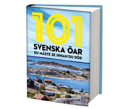 101 svenska öar du måste se innan du dör
