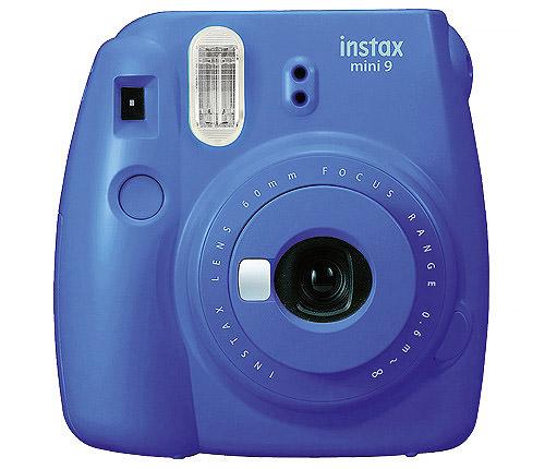 Fujifilm Instax Mini 9 Blå