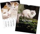 Väggkalender 2019 - Katter