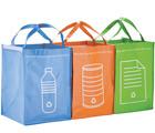Återvinningskassar 3-pack