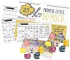 Väggkalender 2019 - Doodle