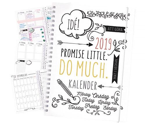Planeringskalender 2019 - Doodle