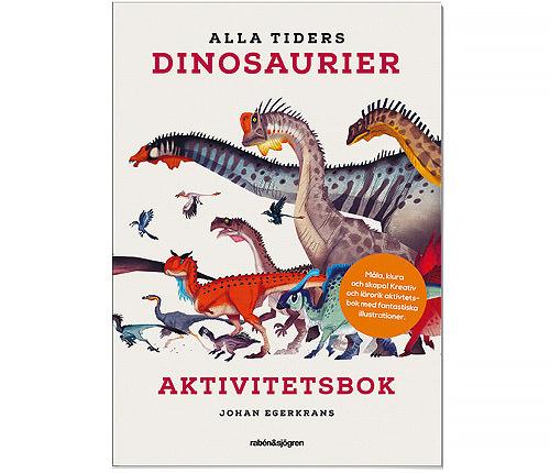 Alla tiders dinosaurier - Abok