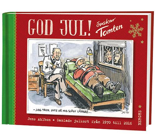 God Jul! önskar Tomten