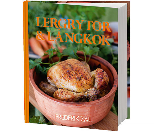 Lergrytor & Långkok