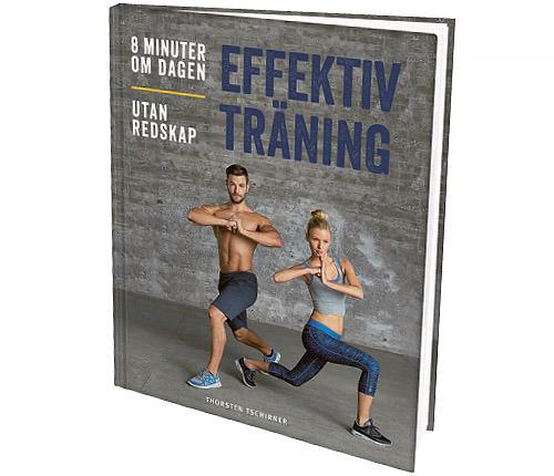 Effektiv träning - 8 minuter om dagen
