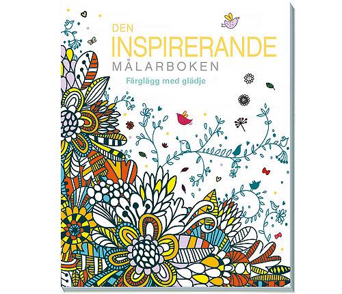 Den inspirerande målarboken