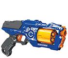 Blaze Storm Bullet Gun