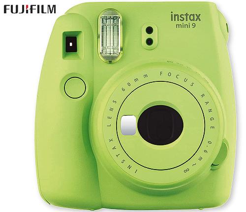 Fujifilm Instax Mini 9, grön