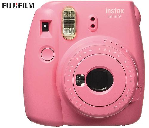 Fujifilm Instax Mini 9, rosa