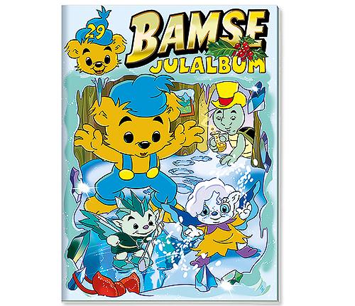 Bamse Julalbum Nr 29