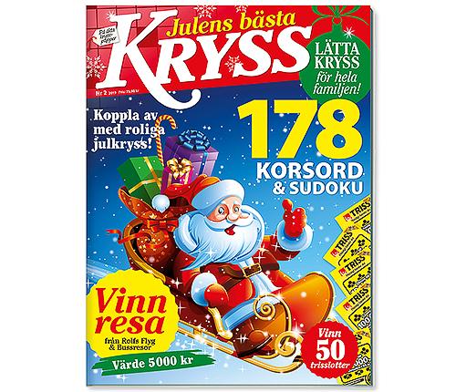 Julens bästa kryss