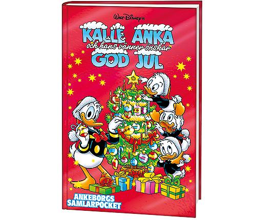 Kalle Anka önskar God Jul