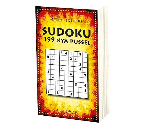 Sudoko - 199 nya pussel