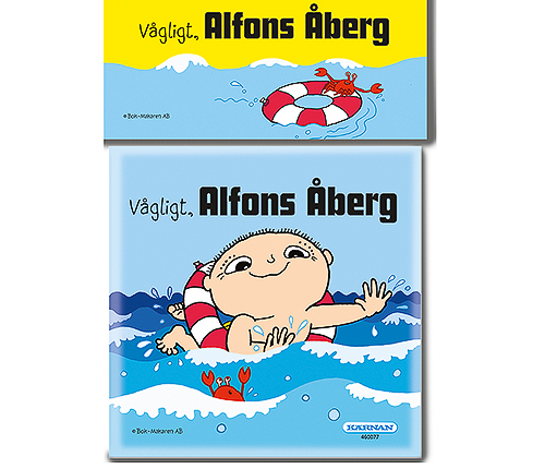 Vågligt, Alfons badbok